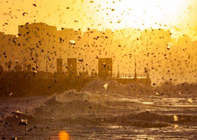 Lluvia de mar